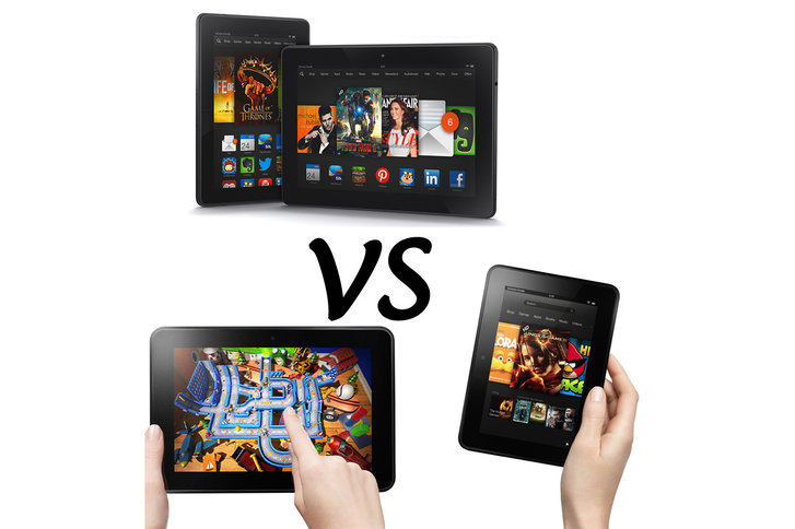 kindle fire hdx and kindle fire hd difference Kindle Fire HDX vs Kindle Fire HD: Whats the difference?