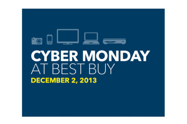 Best Buy Cyber Monday 2013 Deals Where to Look for the Best Tech Cyber Monday Gifts 2013