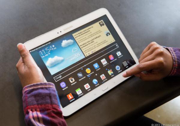 Samsung Galaxy Tab 3 10.1 Backup & Stream a large box of DVDs and Blu Rays through media streamer