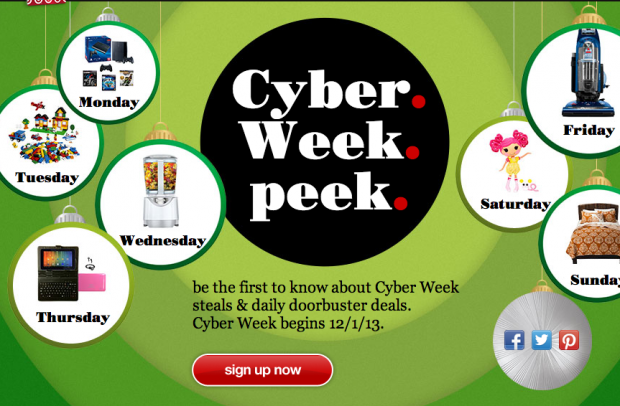 Target Cyber Monday 2013 Deals Where to Look for the Best Tech Cyber Monday Gifts 2013