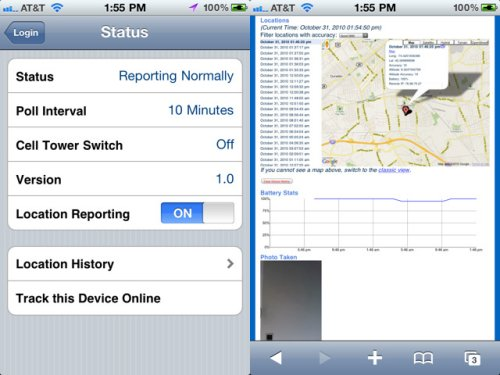 device locator Apps for you to Track or Find Your Stolen iPhone