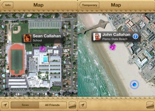 find my friends Apps for you to Track or Find Your Stolen iPhone