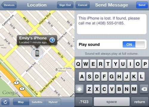 find my iphone 2 Apps for you to Track or Find Your Stolen iPhone