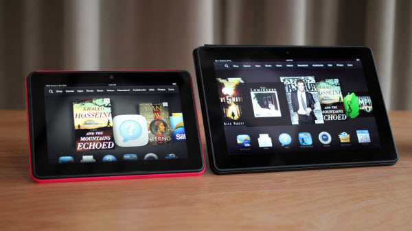 kindle fire hdx Kindle Fire HDX vs Kindle Fire HD: Whats the difference?