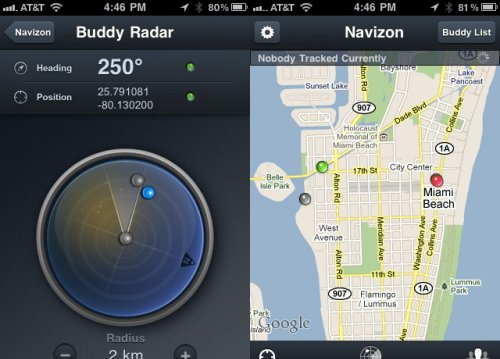 navizon Apps for you to Track or Find Your Stolen iPhone