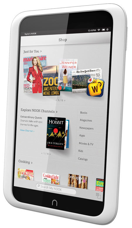 nook hd shop Best 14 Tablet 2013: Which tablet to buy?