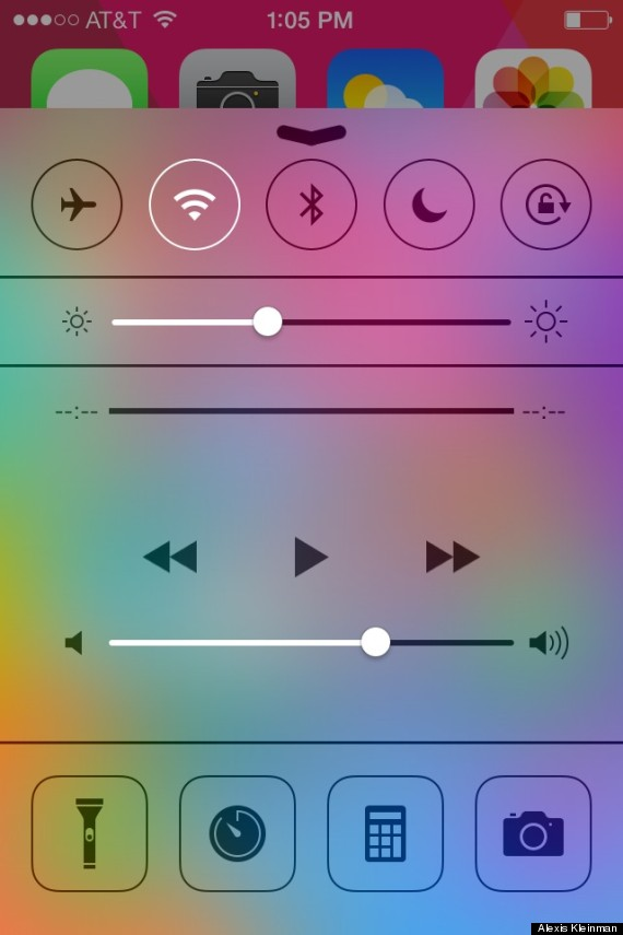 Brightness Tips to Improve IOS 7s iPhone Battery Life