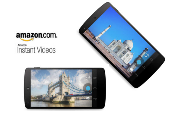 amazon wmv to nexus 5 google nexus Transfer and Record Amazon WMV videos to Nexus 5 and Google Nexus series