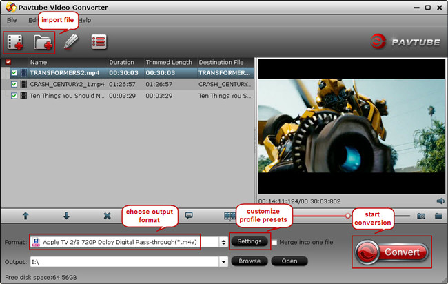 mp4 converter Encode and Play mp4 video files