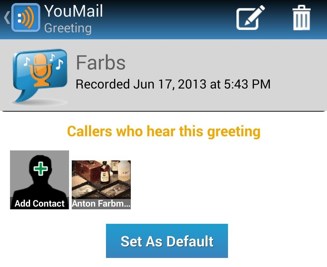 4 Create Custom Voicemail Greetings for Nexus 5