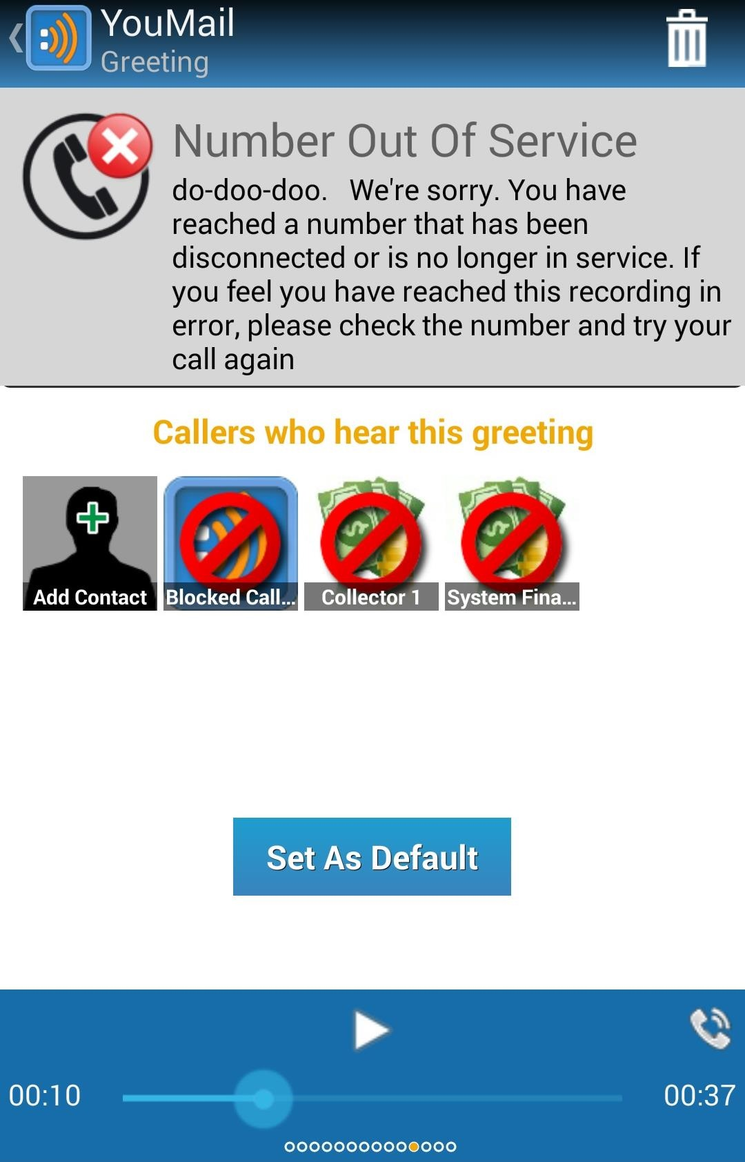 5 Create Custom Voicemail Greetings for Nexus 5
