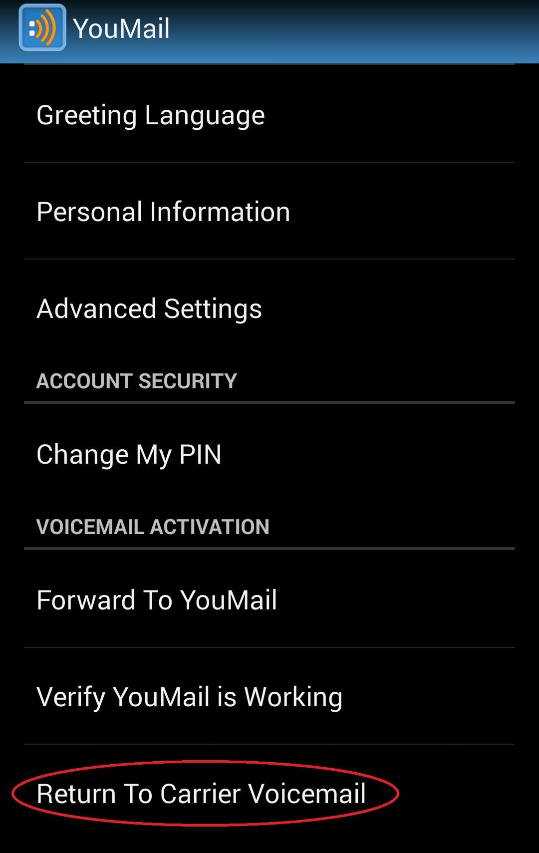 8 Create Custom Voicemail Greetings for Nexus 5