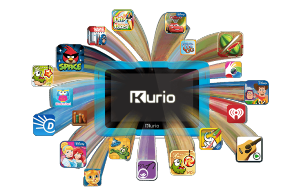 Kurio7s How to get Digital Copy playable on Kurio 7S Tablet for enjoying with family?