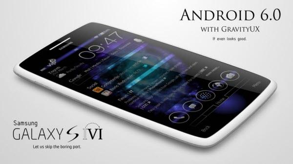 Samsung Galaxy S VI Samsung Galaxy S5 Preview