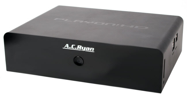 ac ryan player Backup & Stream a large box of DVDs and Blu Rays through media streamer