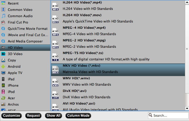 best format for tv How to View DVDs and BRDs on TV via AC Ryan Player