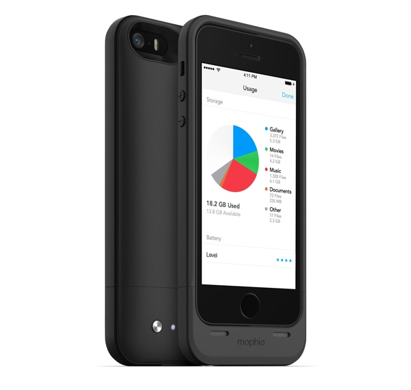 mophie space1014 Five products unveiled at CES 2014 for Apple