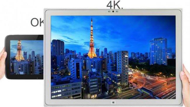 panasonic ces toughpad 4k front CES 2014 Tablet Update: Panasonic Toughpad 4K UT MA6