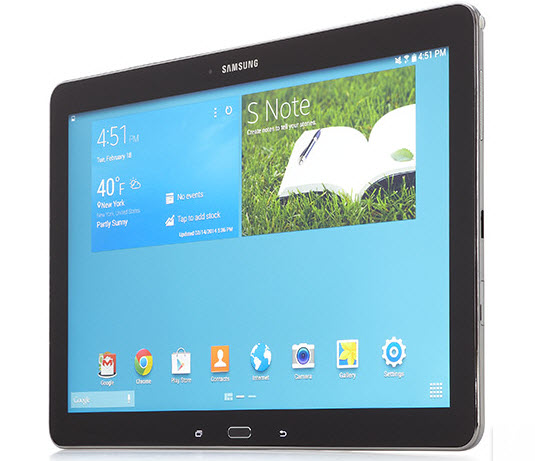 Galaxy Note Pro 12 2 Samsung Galaxy Note Pro 12.2 Review