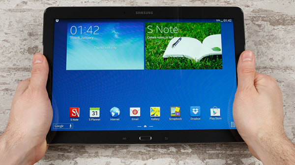 Samsung Galaxy NotePRO 12.2 Kindle Fire HDX vs Kindle Fire HD: Whats the difference?