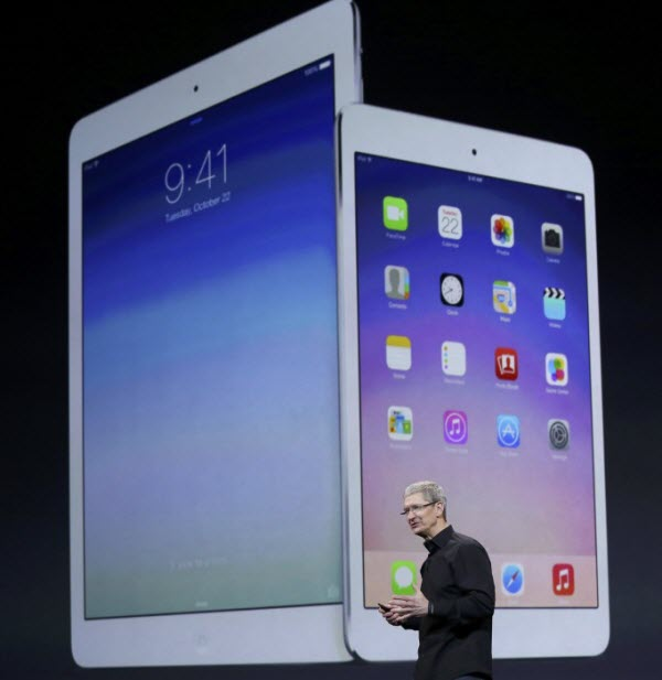 ipad air 2014 iPad Air, iPad Mini And iPad Pro To Have Magnetic Detachable Lenses, Apple Secures Patent And More