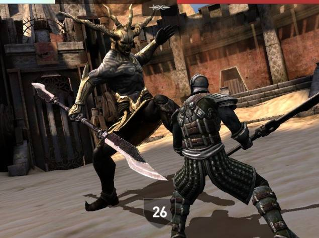 InfinityBlade3 What do games tell us about Apples future?