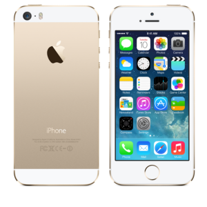 iphone5s gold Big, Brash Android vs Slight, Beautiful iPhone   Which one are you?