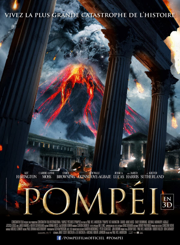 pompeii 2014 Lossless rip Blu ray to MKV for viewing via Smart TV