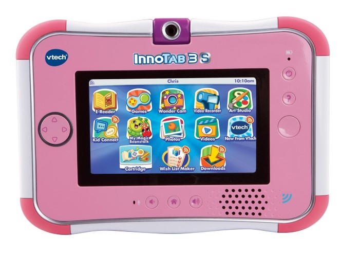 vtech innotab 3s Top Kids tablets   Find out which tablet you should buy for kids