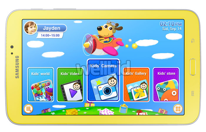 Samsung Galaxy Tab3 Kids 4 Samsung Galaxy Tab 3 7.0 Kids Review
