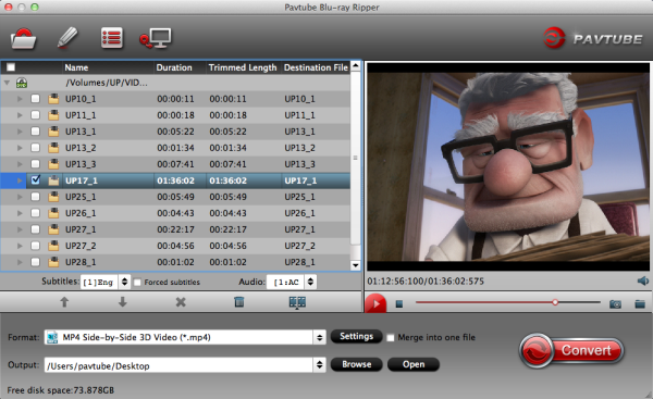 blu ray to sbs mp4 on mac Lossless rip Blu ray to MKV for viewing via Smart TV