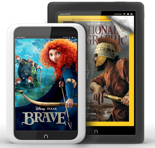 nook hds How to watch 1080p/720p movies on Nook HD/HD+, Nook Tablet and Nook Color?