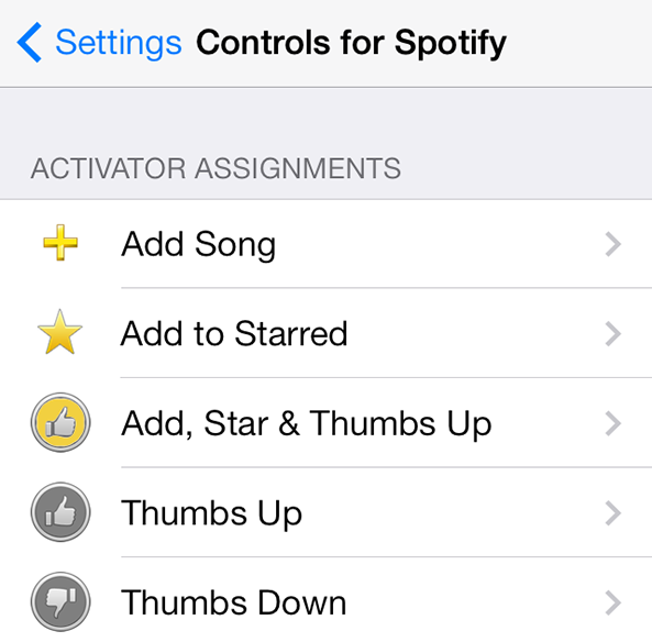 controls for spotify How to set Spotify as the default music player on iPhone
