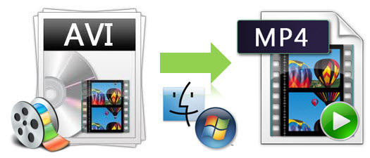convert avi to mp4 How to easily convert AVI to MP4 on Windows/Mac?