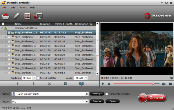 dvd to mp4 How to backup a DVD movie to Hard Disk for watching whenever and wherever