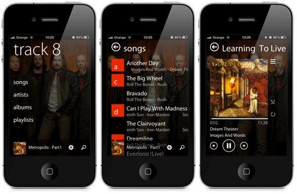 Приложения для айфона 5s музыка