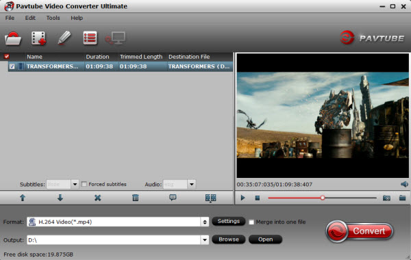 video converter ultimate How to easily convert AVI to MP4 on Windows/Mac?
