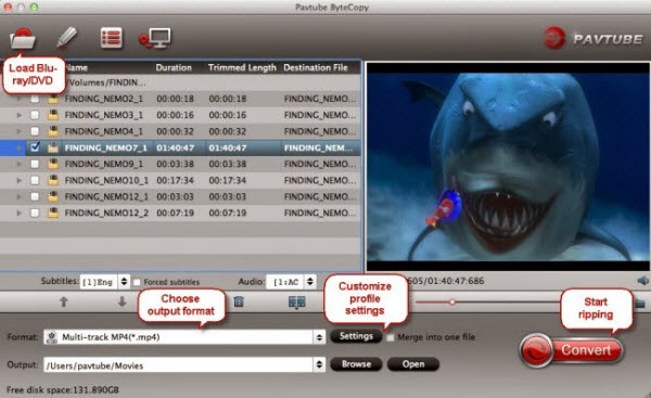 dvd to multi tracks mp4 How to watch DVD movie on your tablet with Multi track audio