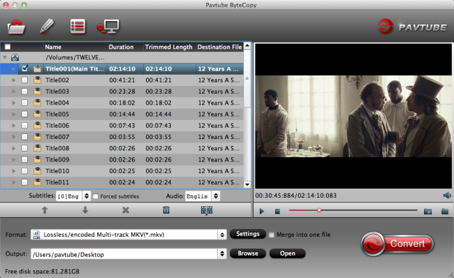 pavtube bytecopy for mac Backup & Stream a large box of DVDs and Blu Rays through media streamer