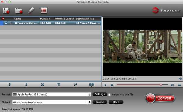 Canon Video Converter for Mac