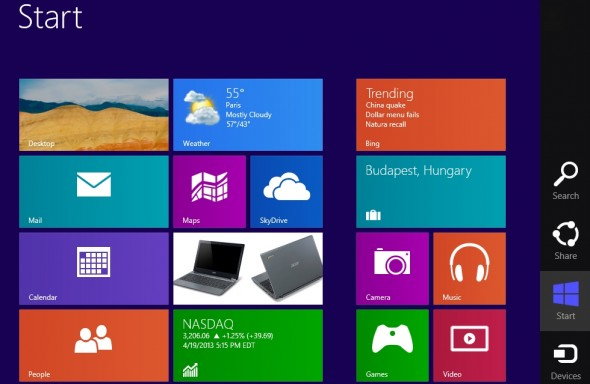 windows 8 trial  link