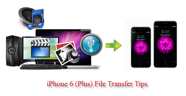 iphone 6 file transfer iPhone 6 File Transfer Tips: Sync movies, music, photos from computer to iPhone 6