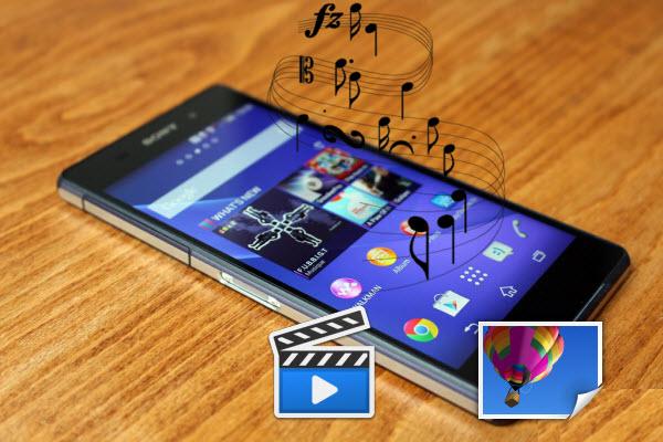 sony xperia z3 media transfer Transfer photos, music, videos to Sony Xperia Z3 from PC/Mac via USB driver