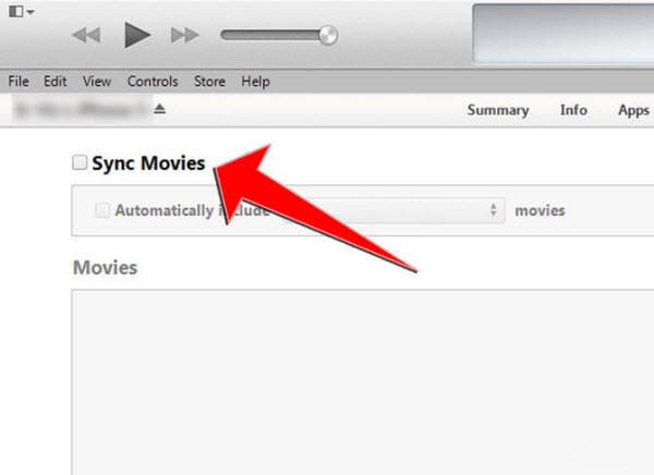 sync movies iPhone 6 File Transfer Tips: Sync movies, music, photos from computer to iPhone 6