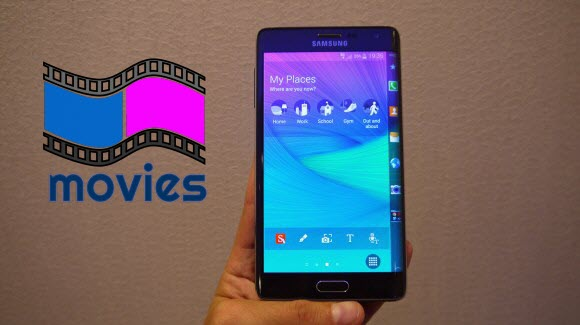 galaxy note edge How to Play all HD Video and Movies on Samsung Galaxy Note Edge
