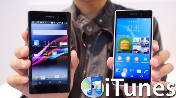 play itunes m4v on xperia z3 z2 z1 How to Move Movies from iTunes to Sony Xperia Z3, Z2, Z1
