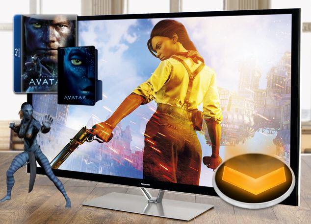 Get Panasonic VT65 to 3D Blu-ray movies from Plex Server 3d-blu-ray-to-panasonic-vt65