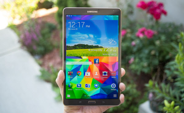 Enable hundred videos to play on Galaxy Tab S Samsung-Galaxy-Tab-S