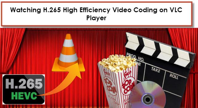 Enjoy H 265 Video on VLC Player