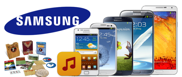 Rip Audio from Blu-rays to MP3 for moving to Samsung phones Play-blu-ray-audio-on-samsung-phone